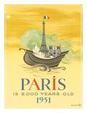 Paris is 2000 Years Old  c1951