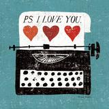 Vintage Desktop: Typewriter