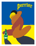 Perrier: Nude Lovers  c1980