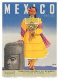 Mexico le Espera  c1953