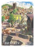 Britain Village  c1950s