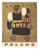 Poland: Land of Folklore  c1963
