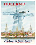 Pan American: Holland  c1951