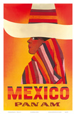 Pan American: Mexico  c1968