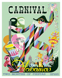 Carnival Havana: Two Months of Fiestas - Cuba c1948