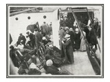 How the Titanic Survivors Were Picked Up by the Carpathia