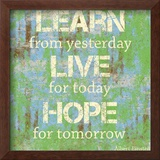 Learn Live Hope