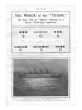 Titanic Story - The Sphere RMS Titanic Sinks - Morse Code Signals