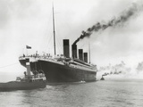 RMS Titanic Ready for Her Maiden Voyage  04/02/1912