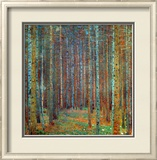 Tannenwald (Pine Forest)  1902