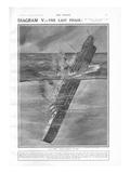 Illustration Showing the Titanic Sinking