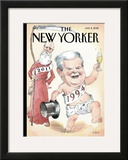 The New Yorker Cover - January 2  2012