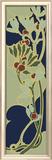 Nouveau Floral Panel II