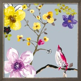 Blossom Birds I