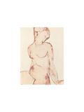 Nudo Rosa  c1913-14