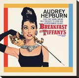 Audrey Hepburn-Breakfast at Tiffany's One-Sheet