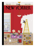 The New Yorker Cover - March 19  2012