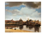 View of Delft