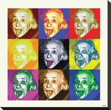 Albert Einstein-Pop Art