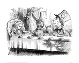 The Mad Hatter&#39;s Tea Party