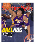 Los Angeles Lakers Kobe Bryant - January 8  2001