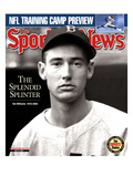 Boston Red Sox LF Ted Williams - July 15  2002