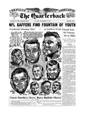 NFL Greats Low Groza  Art Donovan  Chuck Bednarik and More - September 27  1961