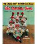 Cincinnati Reds - October 23  1976