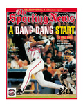 Atlanta Braves OF Andruw Jones - October 28  1996