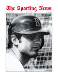 Boston Red Sox OF Tony Conigliaro - March 29  1969