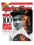 San Francisco Giants OF Barry Bonds and New York Yankees OF Babe Ruth - April 19  1999