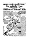 St Louis Cardinals All-Star Stan Musial - May 14  1958