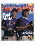 New York Mets Carlos Beltran and Pedro Martinez - March 11  2005