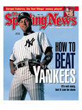 New York Yankees SS Derek Jeter - June 1  1998