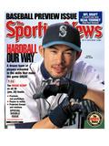 Seattle Mariners RF Ichiro Suzuki - March 25  2002