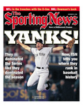 New York Yankees 3B Scott Brosius - World Champions - November 2  1998