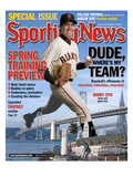 San Francisco Giants P Barry Zito - February 19  2007