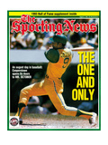 Oakland A's OF Reggie Jackson - August 2  1993