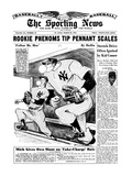 New York Yankees OF Mickey Mantle - March 29  1961
