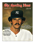 New York Yankees Pitcher Ron Guidry - January 6  1979