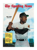 Atlanta Braves OF Hank Aaron - May 23  1970