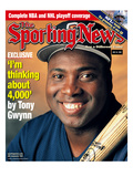 San Diego Padres RF Tony Gwynn - May 24  1999