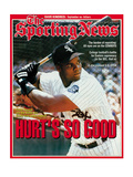 Chicago White Sox 1B Frank Thomas - September 20  1993