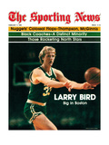 Boston Celtics' Larry Bird - February 9  1980