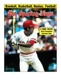 Cincinnati Reds SS David Concepcion - April 26  1975