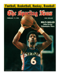 Philadelphia 76ers' Julius Erving - February 11  1978