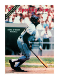 San Francisco Giants OF Willie Mays - January 17  1970