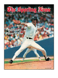 New York Yankees P Ron Guidry - October 28  1978