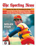 Houston Astros P Nolan Ryan - April 19  1980