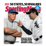 Chicago's Lou Piniella and Ozzie Guillen - May 11  2009
